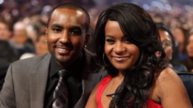 Nick Gordon photoshopped Bobbi Kristina Brown into a super weird Christmas card.