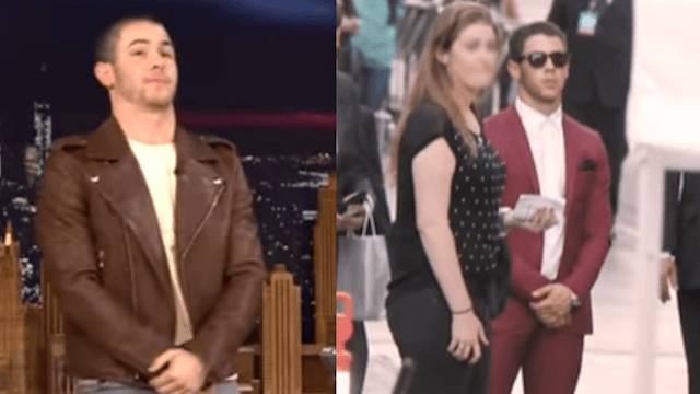 Nick Jonas is so dang charming talking about his marijuana-induced accidental boner.