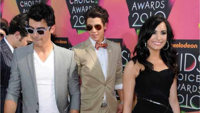 Nick Jonas Instagram: Demi Lovato, Joe Jonas 'Camp Rock' Reunion