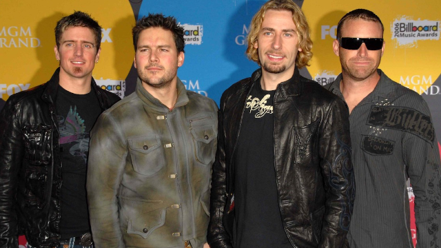 Nickelback Knows Exactly How to Handle Your Very Mean Tweets