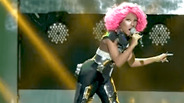 This 14-year-old Nicki Minaj impersonator gives the rapper a run for her money.