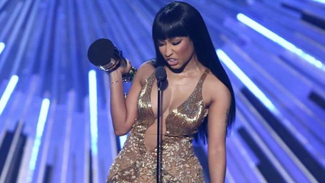 MTV finally confirmed whether Nicki Minaj genuinely thinks Miley Cyrus is a bitch.
