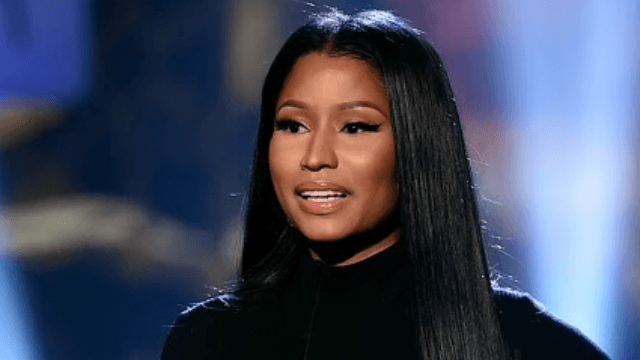 Nicki Minaj threw some Instagram shade at white rappers and her fans are torn.