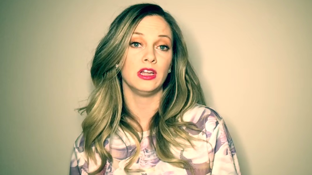 YouTuber creates video saying his ex, Nicole Arbour of 'Dear Fat People,' abused him. She responds.