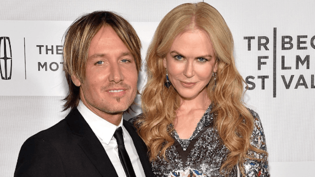 Nicole Kidman and Keith Urban have the grossest codeword for sex ever.