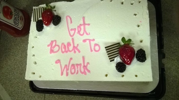 20 Of The Most Deliciously Inappropriate Cakes Ever Given