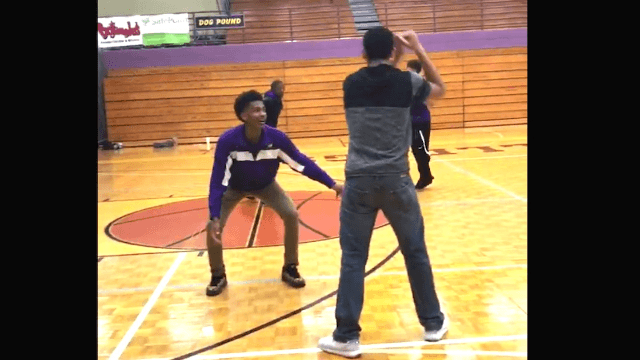 The #NoBallChallenge is the next viral trend you'll embarrass your kids with.
