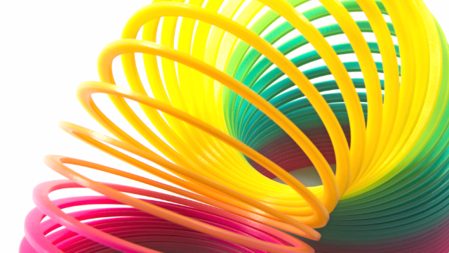 Now THIS is how you slinky.