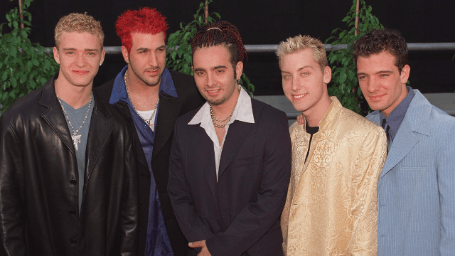 NSYNC quit playing games with your heart and reunited for JC Chasez's 40th birthday.