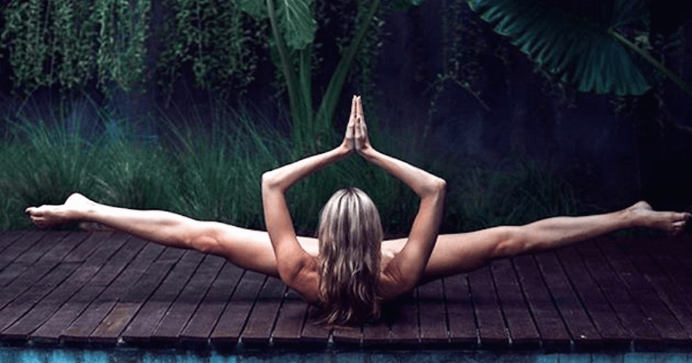 Nude Yoga Is The Latest Instagram Trend Yes, Its -7933
