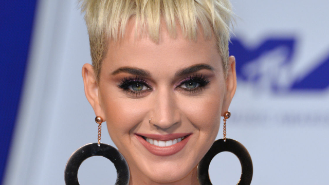A nun being sued by Katy Perry fell and died in court