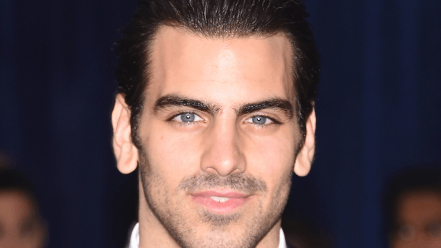 Nyle DiMarco jokes he's glad to be deaf so he doesn't have to hear Donald Trump.