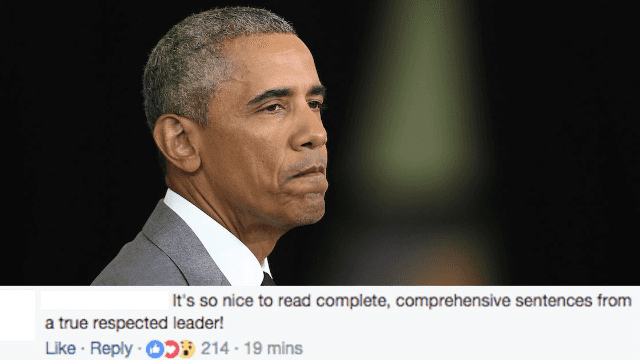 Obama spoke out on Trumpcare and everyone's begging him to come back.