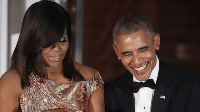 The Obamas are going to move very, very far away from Washington D.C.
