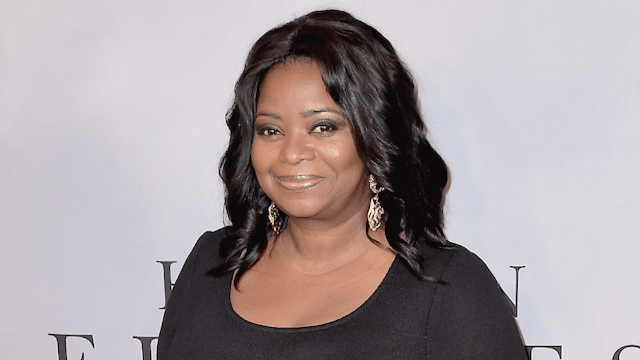 Octavia Spencer's reaction to meeting President Obama should win her an award for Best Face.