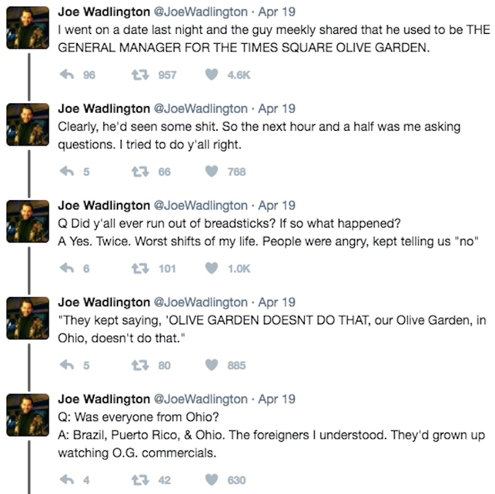 Twitter: Joe Wadlington
