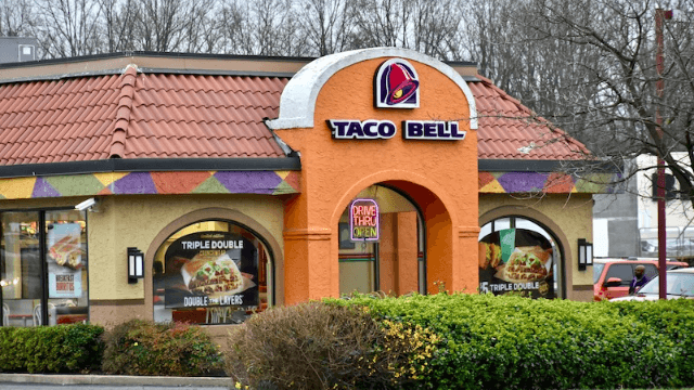Ohio woman had the worst possible reason for holding up the drive-thru line at Taco Bell.