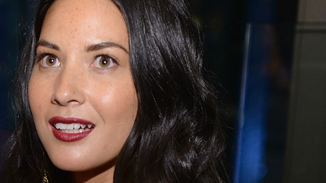 Olivia Munn addressed rumors she's dating Justin Theroux in a passion-filled Instagram story.
