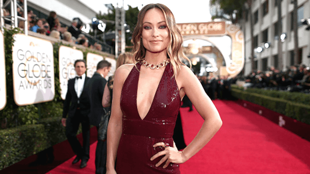 Olivia Wilde was told she was 'too old' to play Leonardo DiCaprio's wife because he likes 'em young onscreen, too.