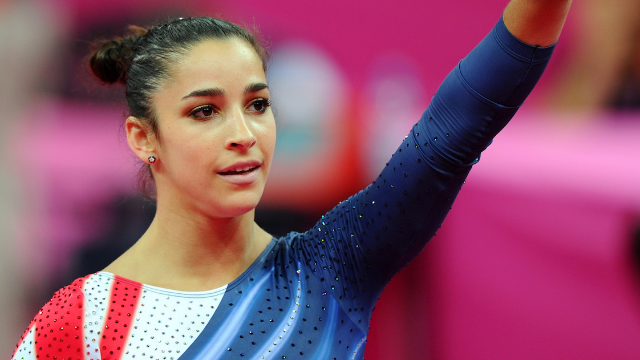 Olympic gymnast Aly Raisman says the team doctor sexually abused her, too.