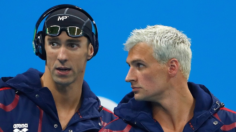 The 25 funniest reactions to Day 6 of the Olympics.