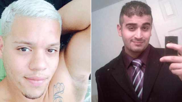 The Orlando shooter sent a dude dick pics, which is another good reason not to send dick pics.