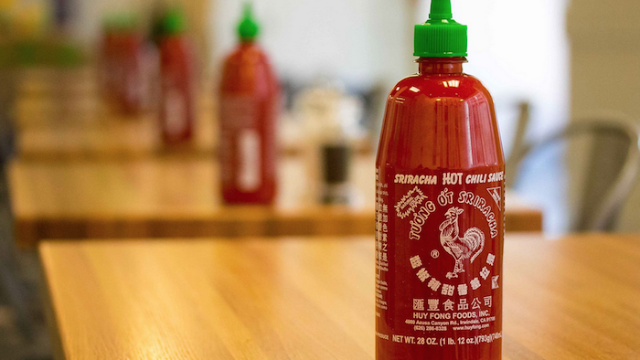 On-Screen Romance: How my first OKCupid date confirmed what men are actually looking for: Sriracha.
