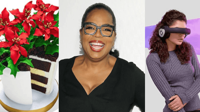 """13 of the weirdest gifts from Oprah's """"Favorite Things"""" list—and who to buy them for."""