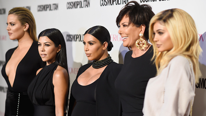 Oprah actually thinks the Kardashians work very hard and she would know.
