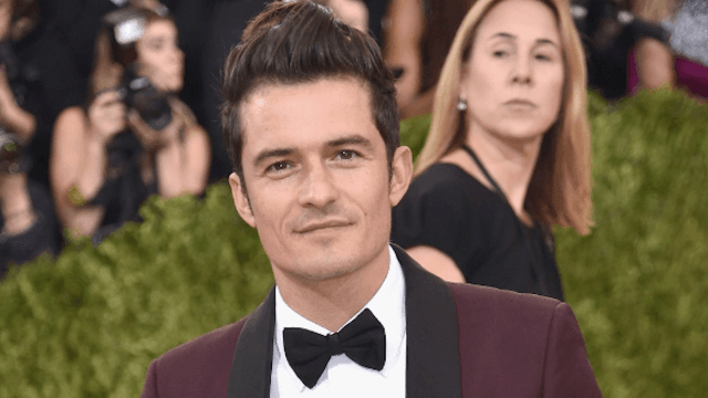 Orlando Bloom made his private Instagram account public, embracing the thirst.