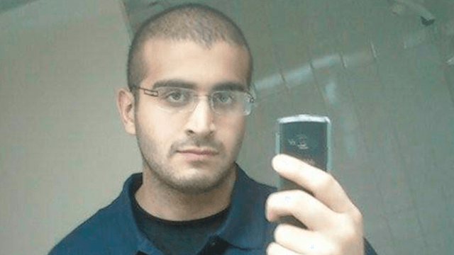 Orlando shooter's wife reportedly texted him 'I love you' during the massacre.