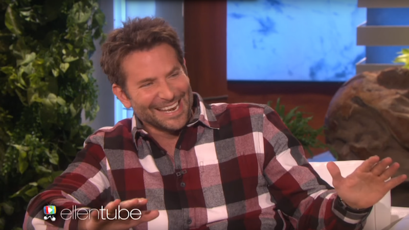 Ellen thanks Bradley Cooper for ruining her attempt to troll Meryl Streep with that famous Oscars selfie.
