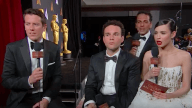 Behind-the-scenes footage may reveal how the Oscars messed up so badly.