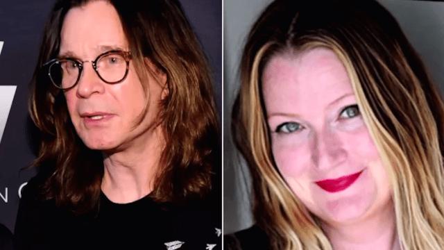 Ozzy Osbourne's mistress Michelle Pugh describes their 'indescribable' affair.