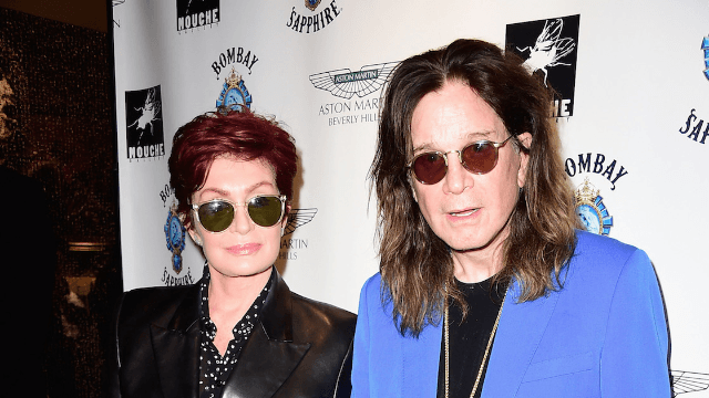Ozzy and Sharon Osbourne are splitting up, according to incoherent, mumbling sources (them).