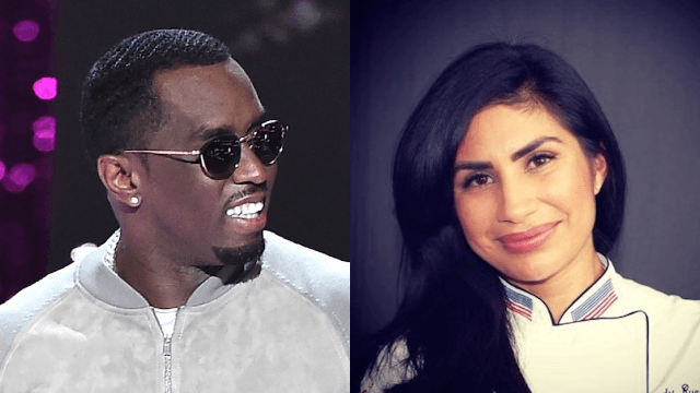 P. Diddy sued by his former chef for demanding she serve him food while he was having sex.