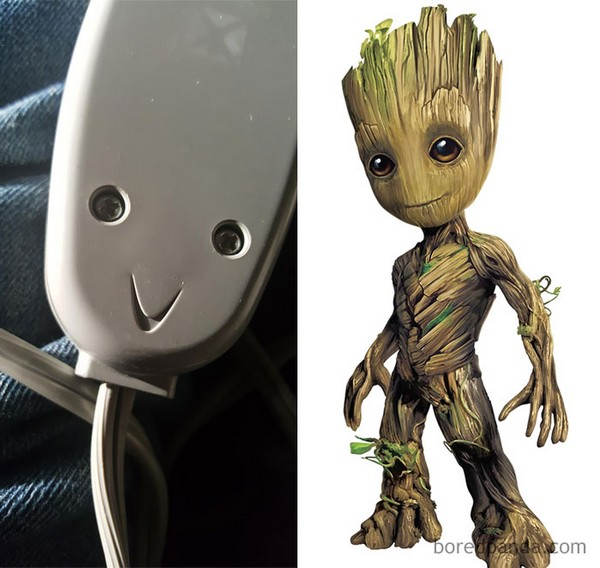 20 Pop Culture Figures Hiding In Everyday Objects