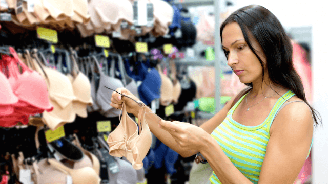 Mom calls out a company for making padded bras for kindergarteners.