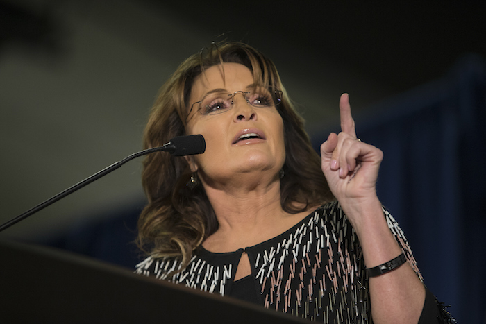 Sarah Palin denies blaming Obama for her son's PTSD even though her words disagree.