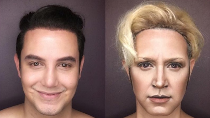 Filipino makeup artist can transform himself into any of the women from 'Game of Thrones.'