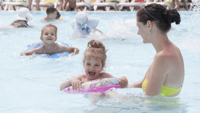 Not to ruin your summer, but there could be a diarrhea-inducing parasite in your swimming pool.
