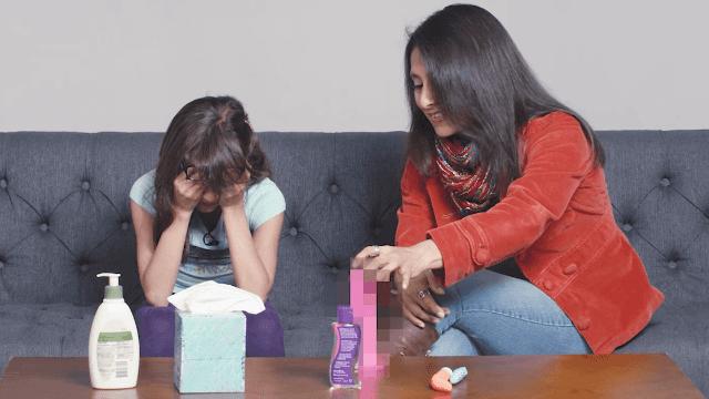 Parents agonizingly explain masturbation to kids. It's even more awkward than it sounds.