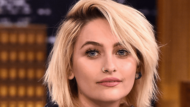 Paris Jackson just made a drastic change to her hair color.