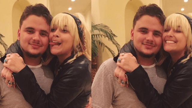 Paris and Prince Jackson got complementary tattoos that only make sense when they're together.