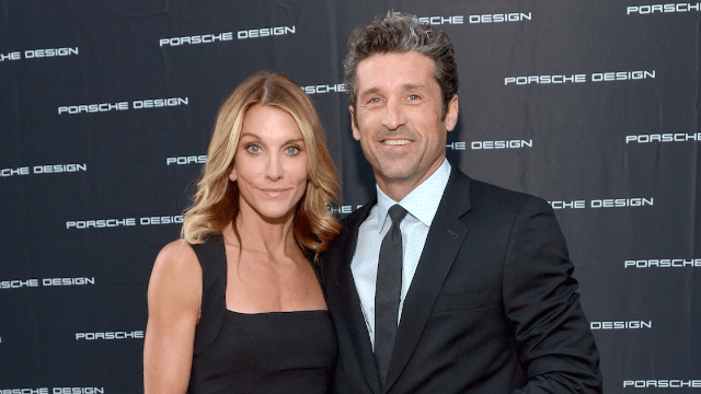 There is hope for love: Patrick Dempsey and his wife Jillian Fink are back together after filing for divorce.