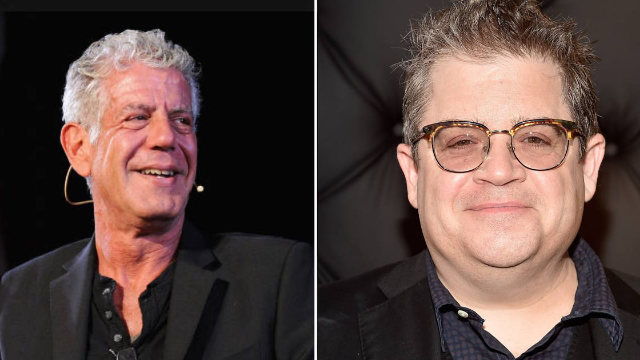 Patton Oswalt shares hilariously blunt email from Anthony Bourdain about visiting Paris.