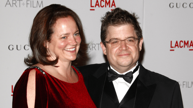 Patton Oswalt revealed the cause of his wife Michelle McNamara's death.