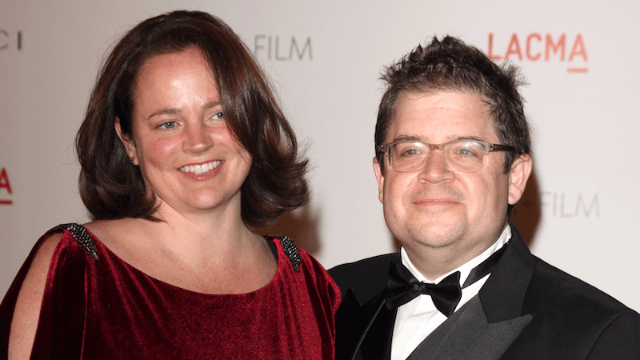 Patton Oswalt reflects on the death of his wife Michelle McNamara, one year later.