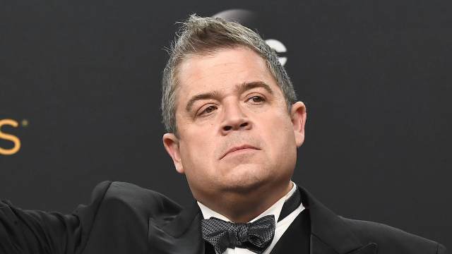 Patton Oswalt responds to 'bitter' trolls who aren't happy about his engagement.