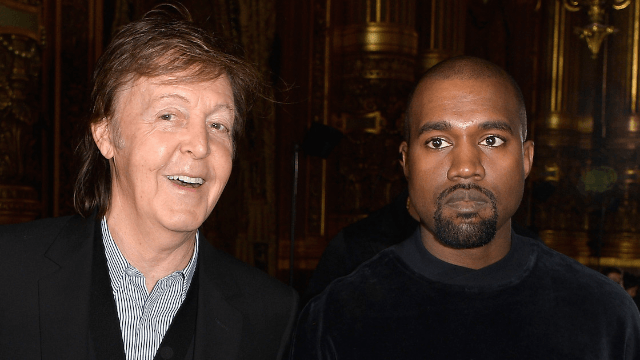 Oprah told Paul McCartney not to let Kanye use the n-word. Even the Beatle couldn't do it.